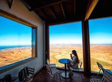Ruta Gastronómica Fuerteventura. Mirador Morro Velosa. Foto: Shutterstock.