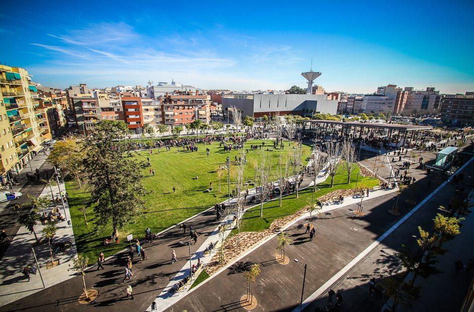 Informacion turistica de el prat de llobregat barcelona guia repsol - Pisos de bancos en el prat de llobregat ...