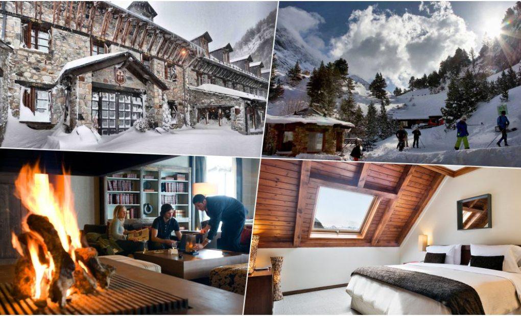 Hoteles en la nieve | Guía Repsol