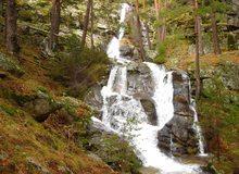 Cascada de la Chorranca. / Cedida por: Querencia de Valsaín