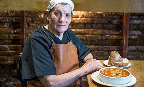 Restaurante Asturianos, Madrid | Guía Repsol