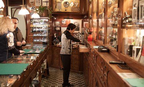 Tiendas antiguas de Barcelona | Guía Repsol