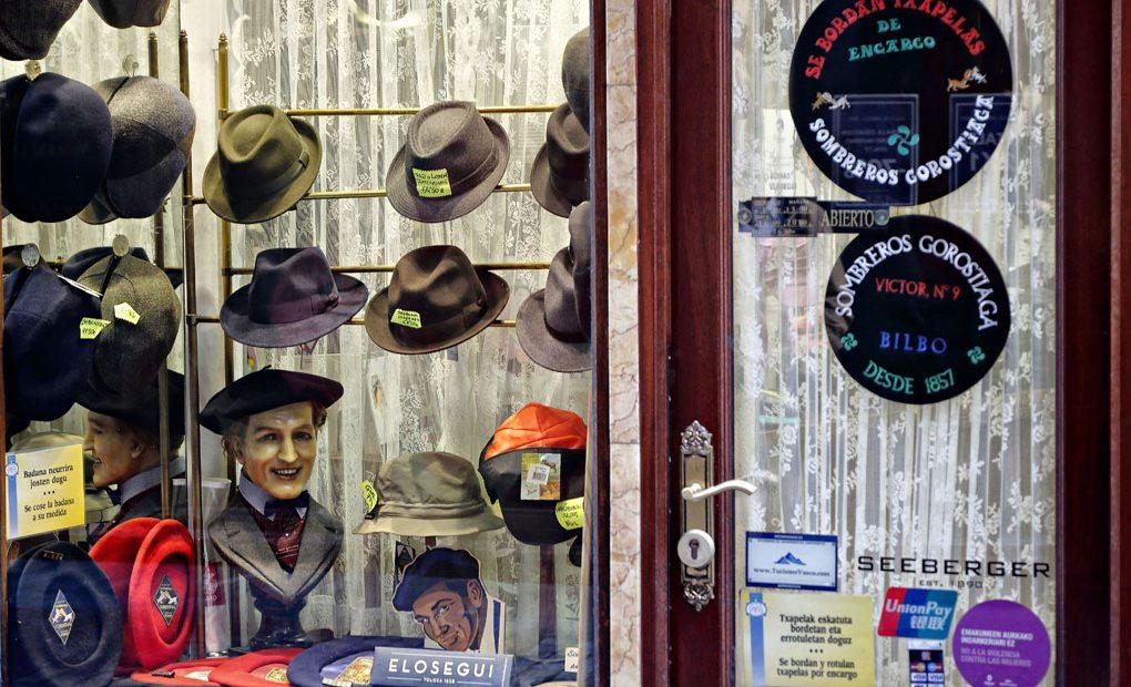 Sombreros Gorostiaga. Foto: Roberto Ranero