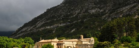 Monasterio de Santa María de Irantzu / Cedida por: Tierras de Irantzu