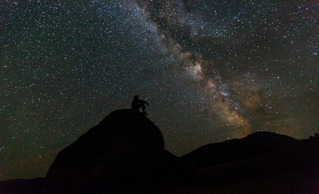 El valle de Ager, uno de los 14 destinos Starlight del mundo. Foto- Facebook del camping del valle de Ager