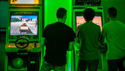 Next Level Arcade Bar (Madrid) | Guía Repsol