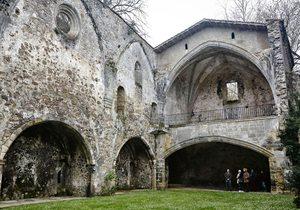 Convento de San Luis. San Vicente. Fotos: Roberto Ranero