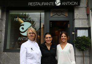 Restaurante Antxon del bar Gaztelumendi, Irún | Guía Repsol