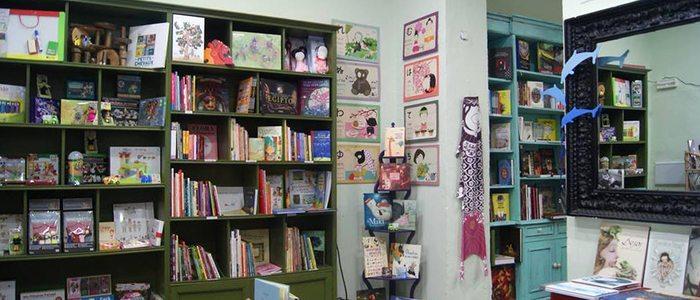 Librería Tusitala, Badajoz