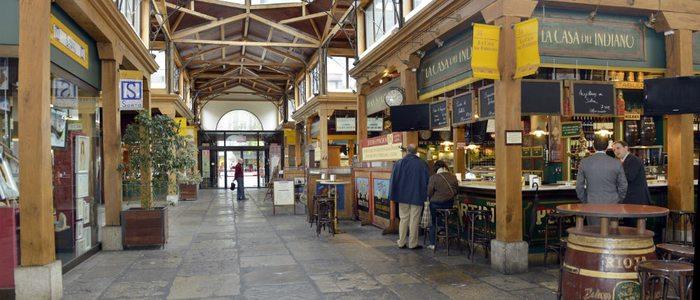 Mercado del Este, Santander