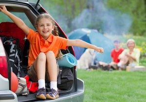 Protege a los más pequeños en los viajes en coche