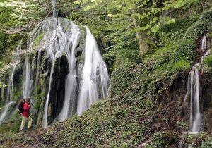 Cascada de Goiuri.