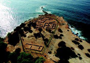Sa Caleta. / Cedida por: Consell de Eivissa