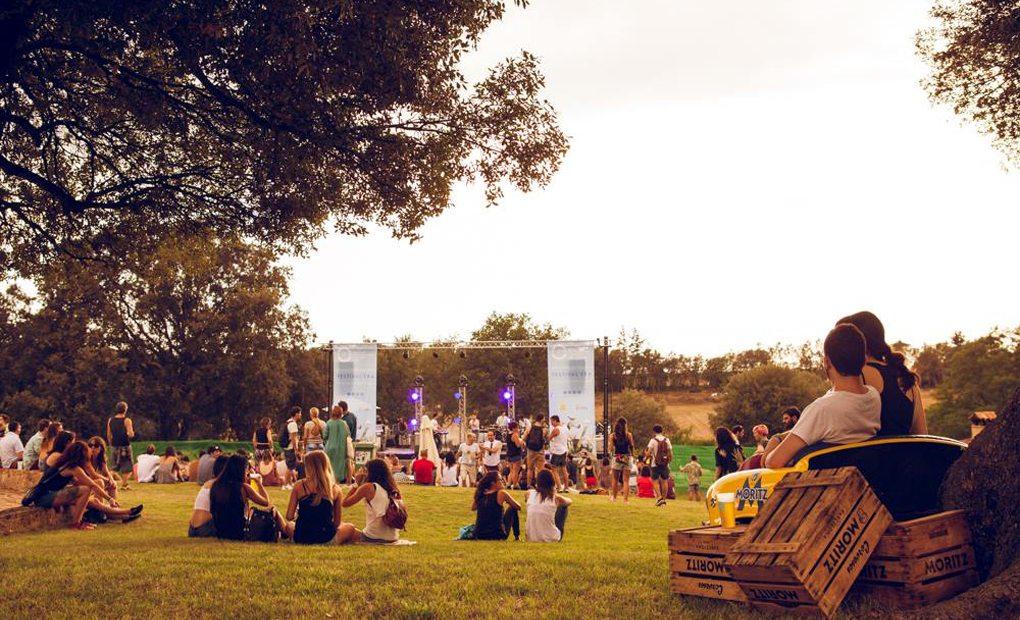 Festival'Era en Llagostera. Foto: Facebook