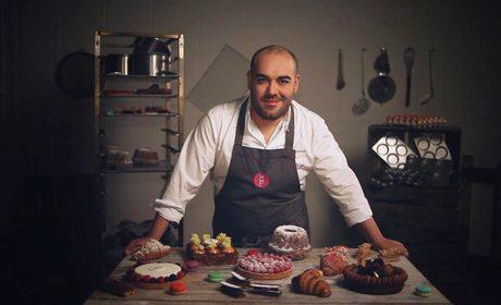 Alejandro Montes (Mamá Framboise) y la alta pastelería en Madrid | Guía Repsol