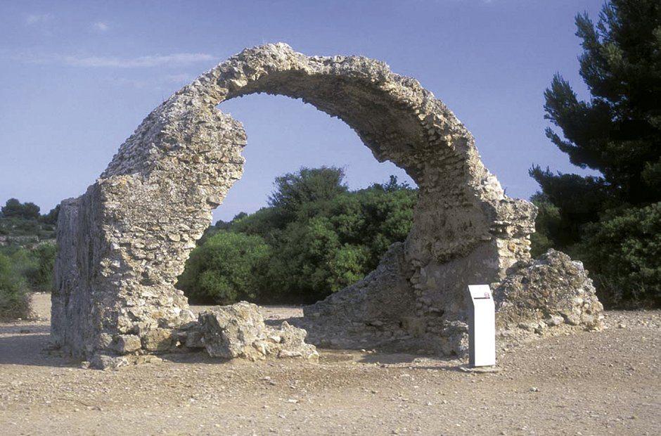Villa romana de Els Munts.
