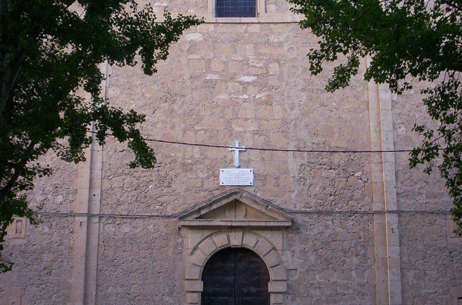 Santuario de Nuestra Señora de la Fuencisla