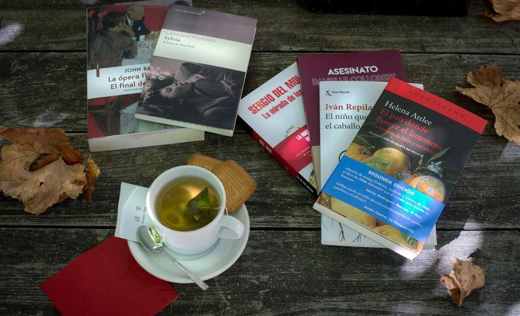 Apertura_Seis libros para el otoño. Foto: Sofía Moro