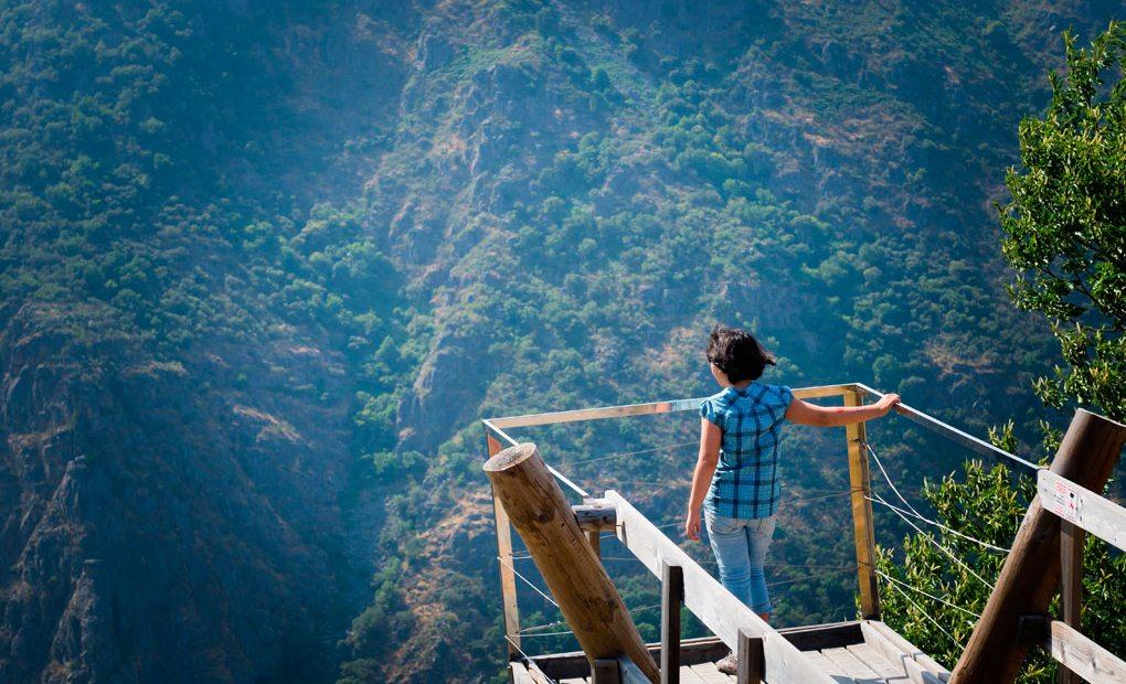 Miradores naturales espa a gu a repsol for Mirador del pirineo