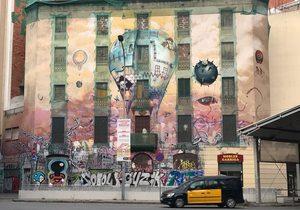 Ruta de grafiti en Barcelona | Guía Repsol
