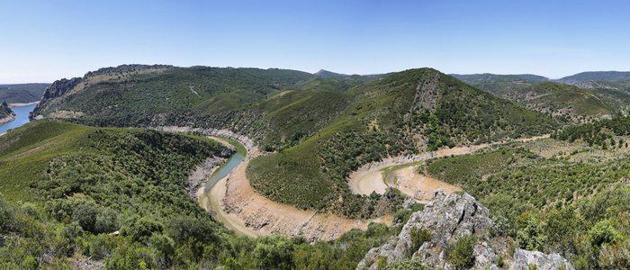 Vista del Cerro Gimio