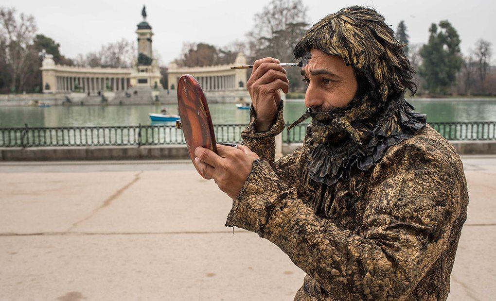 Los artistas del Parque del Retiro de Madrid | Guía Repsol