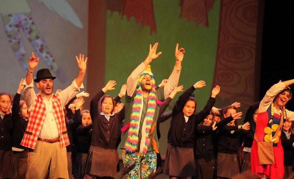 Ópera para niños de la compañía Ópera Divertimento. Foto: Ópera Divertimento.