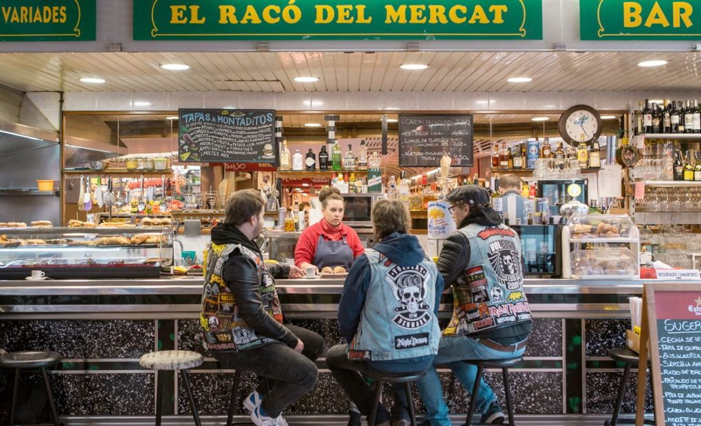 Bares en mercados de Barcelona | Guía Repsol