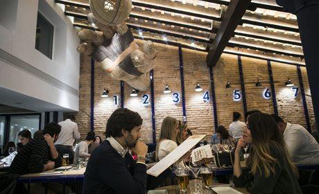 Restaurante 'Pelayo Gastro Trinquet' (Valencia) | Guía Repsol