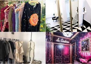 Collage de varios Showrooms por España. Fotos: cedidas