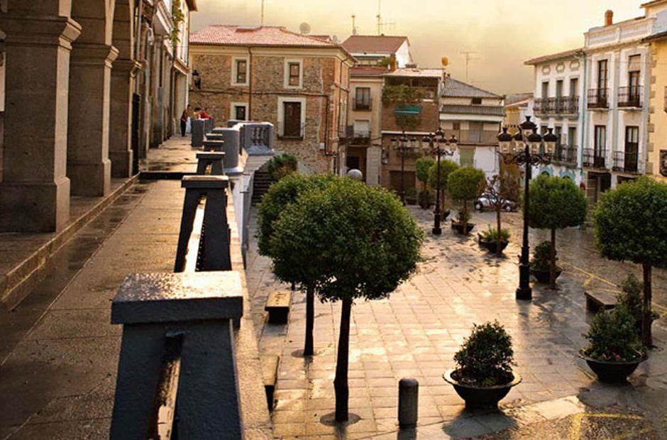 Informacion turistica de jara z de la vera caceres for La vera caceres