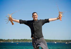 David Coca, Restaurante Sa Llagosta, Menorca. Foto: David Arquimbau