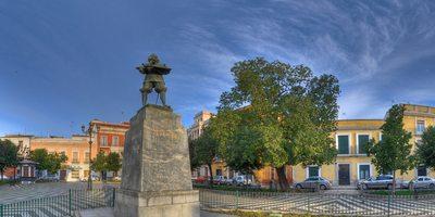 Plaza Cervantes, Badajoz