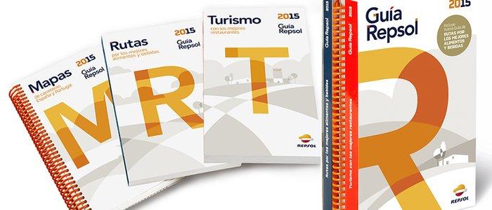 Nueva Guía Repsol 2015, edición impresa.