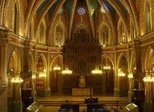 Interior de la iglesia de San Pedro, Teruel