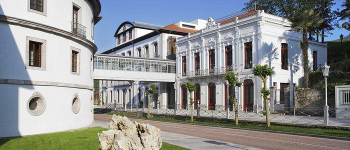 Gran Hotel Las Caldas, Oviedo