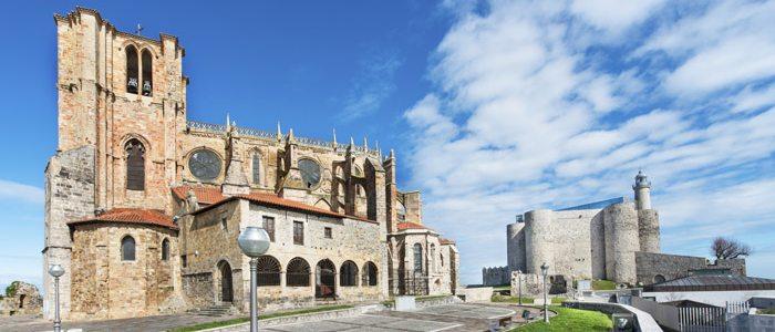 Iglesia de Santa María, Castro Urdiales
