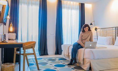 Hotel 7 Islas (Madrid) | Guía Repsol