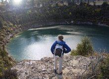 Laguna de la Cañada del Hoyo.