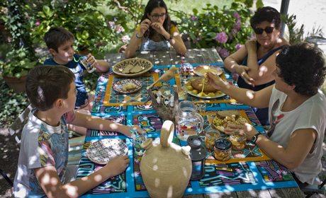 Recetas para un pícnic en la ciudad | Guía Repsol