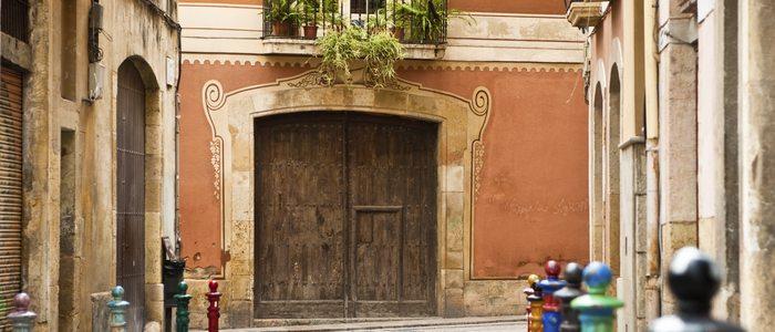 Casco viejo de Tarragona
