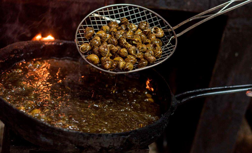 Caracoles La Dolceta. Foto: La Docelta