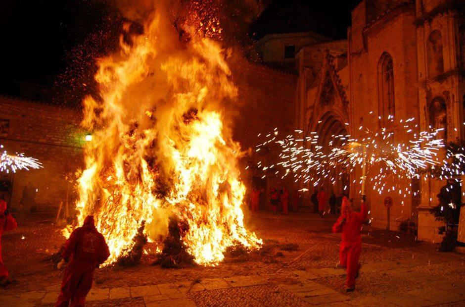 Sant Antónada de Morella