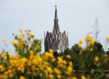 Santuario de la Mare de Déu de Montserrat, en Montferri