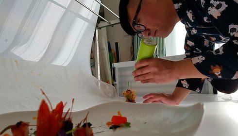 Julio, Soy Kitchen. Foto: Julia de la Rosa