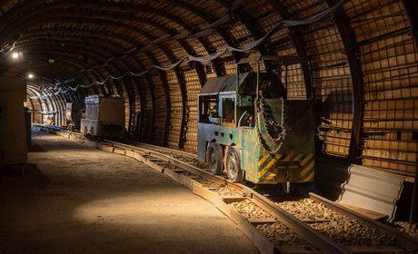 Museo de la minería Puertollano.
