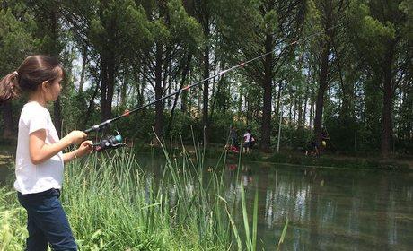 Pescar con niños en Guadalajara | Guía Repsol