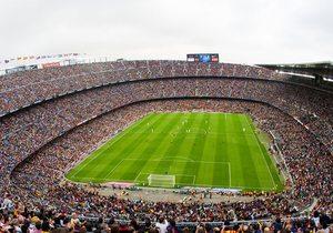 Camp Nou, Barcelona. / Autor: Germán Parga. / Cedida por: FC Barcelona