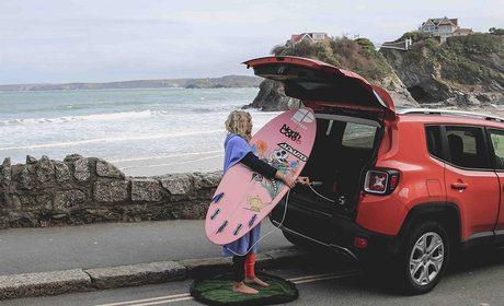 La maleta del surfero | Guía Repsol
