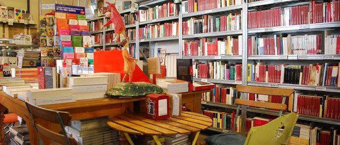 Librería La Fugitiva, Madrid